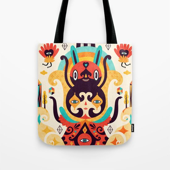 The Secret Key Tote Bag