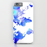 Watercolour World iPhone 6 Slim Case
