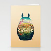 Forest Dream Stationery Cards