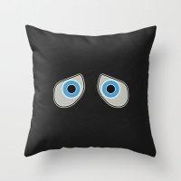 Wall-E Minimalist Poster 04 Throw Pillow