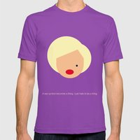 FC-Monroe Mens Fitted Tee Ultraviolet SMALL