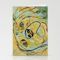 Yellow Dog Stationery Cards