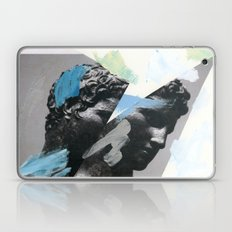 Untitled (Painted Composition 1) Laptop & iPad Skin