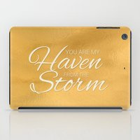 Haven from the Storm iPad Case