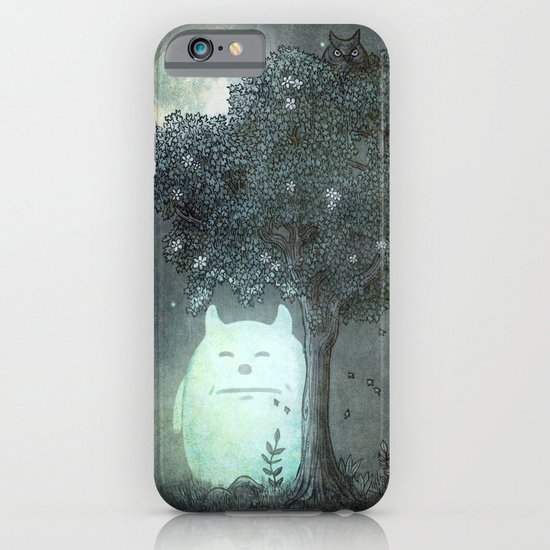 Full Moon Spirit  iPhone & iPod Case