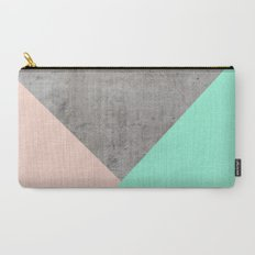 Concrete Collage Carry-All Pouch