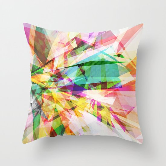 Graphic 13 Throw Pillow