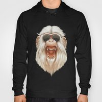The Great White Angry Monkey Hoody