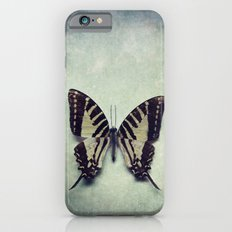 Vintage Butterfly 5 iPhone 6s Slim Case