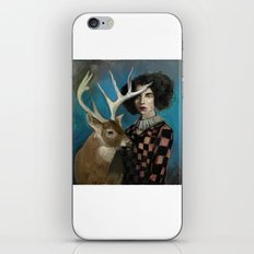 She And Stag iPhone & iPod Skin