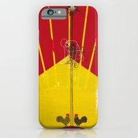 iPhone & iPod Case featuring Soviet+Electricity (Idol#1) by canefantasma