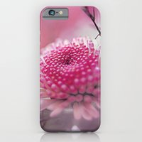 iPhone Cases featuring Romantic flower. by Mary Berg