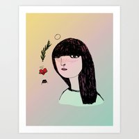 Emms Art Print