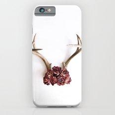 Floral Antlers II iPhone 6 Slim Case