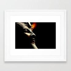 Egyptian Mystery Framed Art Print