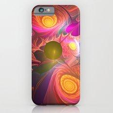 Curling Up iPhone 6 Slim Case
