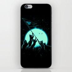 Freedom Cats iPhone & iPod Skin