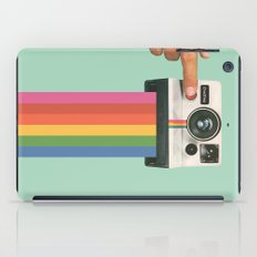 Take a Picture. It Lasts Longer. iPad Case