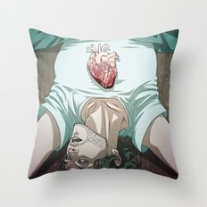 Remarkable Boy (Will Graham) Throw Pillow