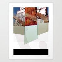 ROUGHKut#041116 Art Print