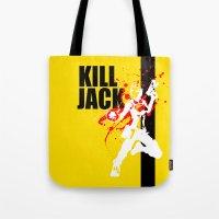 KILL JACK - SIREN Tote Bag