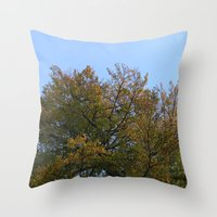 Look Up More Often Throw Pillow