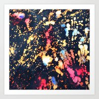 Starlicious Art Print