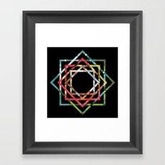 LSD. Framed Art Print