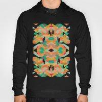 Aztek Pattern Hoody