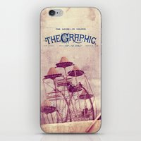 The Graphic iPhone & iPod Skin