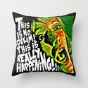 This Is No Dream | Rosemary's Baby Throw Pillow