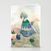 SLAG. Stationery Cards