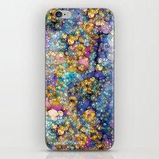 Magic Glitter iPhone & iPod Skin