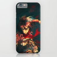 Worth a Hundred Soldiers iPhone 6 Slim Case