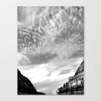 Canyon Sky Canvas Print