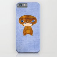 A Boy - E.T. The Extra-t… iPhone 6 Slim Case