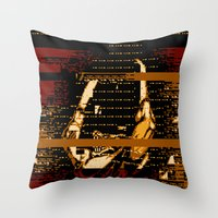 You Alone Are The Werewo… Throw Pillow