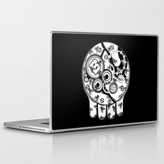 Time Bomb Laptop & iPad Skin