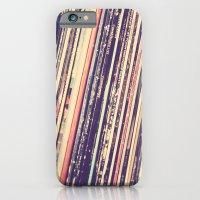 Music Is Love iPhone 6 Slim Case