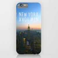 New York, New York iPhone 6 Slim Case