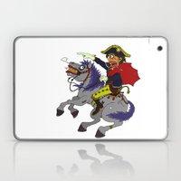 Napoleon goes rampage Laptop & iPad Skin