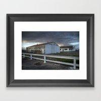 Industrial 2 Framed Art Print