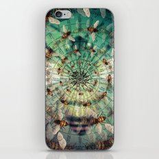 Bees: Masters of Time and Space iPhone & iPod Skin