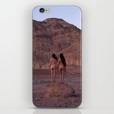 Sisters of Twilight iPhone & iPod Skin