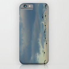 Flying Silhouettes Slim Case iPhone 6s