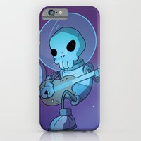 iPhone & iPod Case featuring Space Jam by Adventuresome