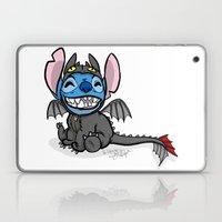 Toothless Stitch Laptop & iPad Skin