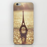 Paris, City Of Light iPhone & iPod Skin
