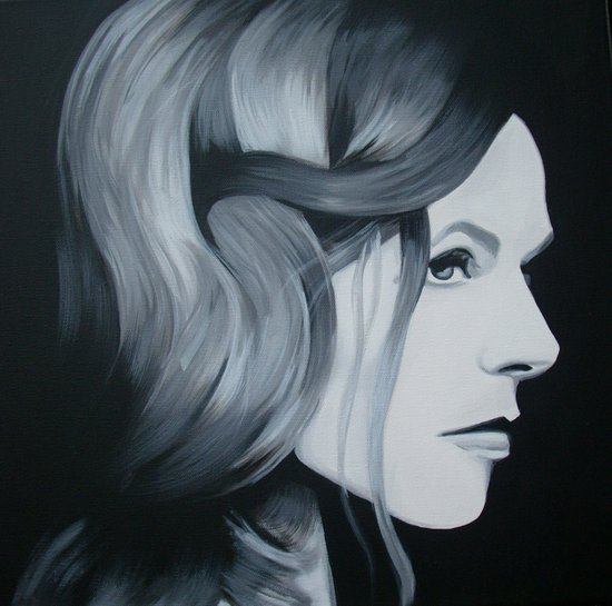 Neko Muse Art Print