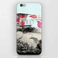 SURF.SUN.FUN. iPhone & iPod Skin